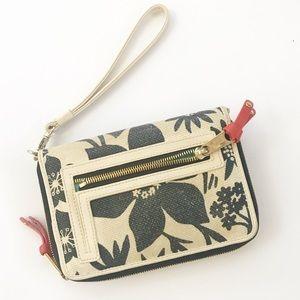 Spartina 449 Wristlet Phone Wallet purse
